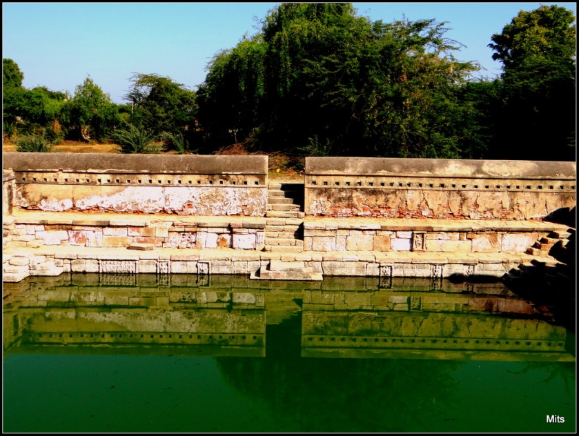 Vadnagar - Historical Place -2