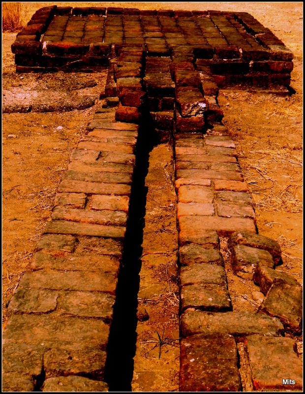 Lothal - one of the most prominent cities of the ancient Indus valley civilization