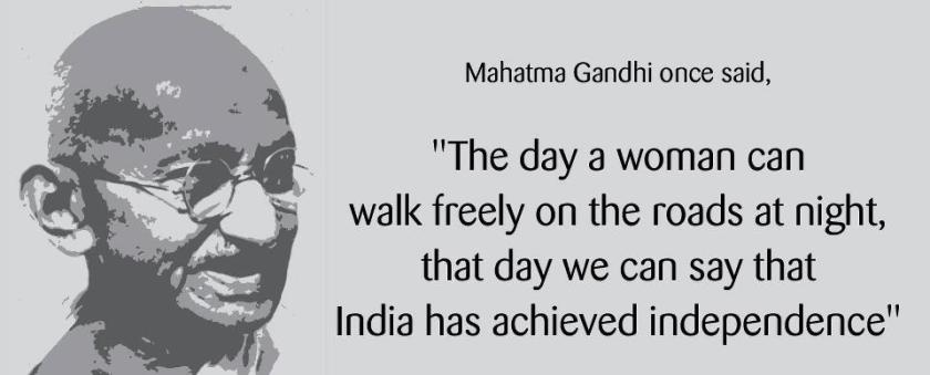 Mahatma Gandhi on Women