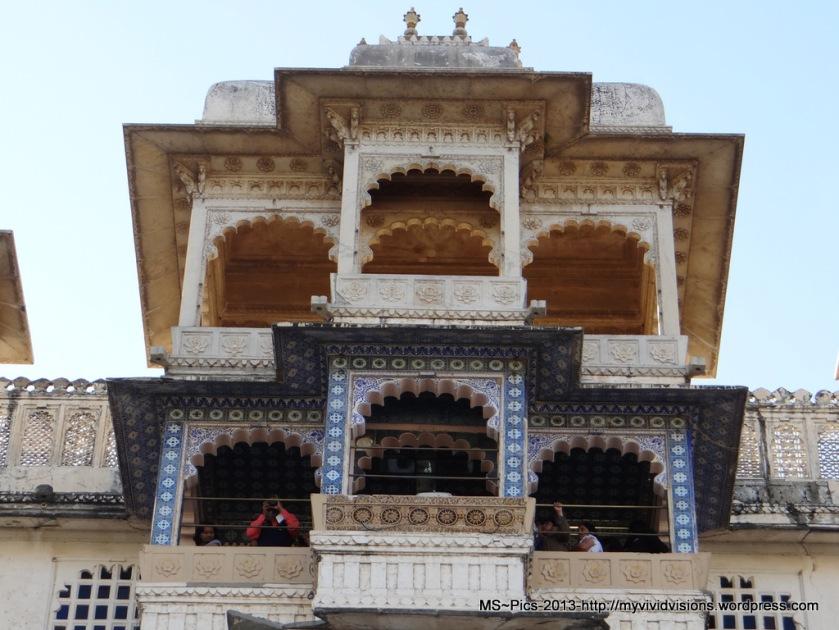 City Palace, Rajsthan, India