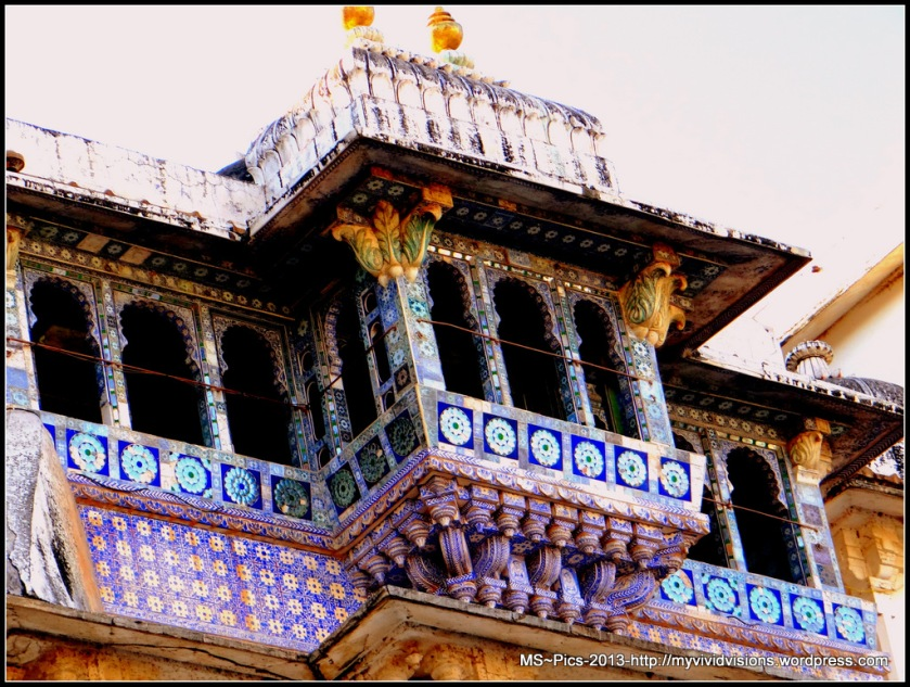 City Palace, Rajsthan, India
