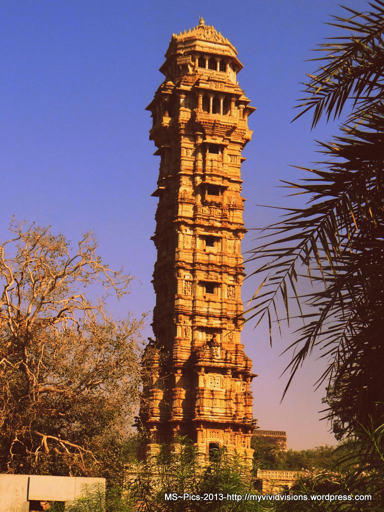 Vijay Stambh, Chittorgarh, Rajsthan, India
