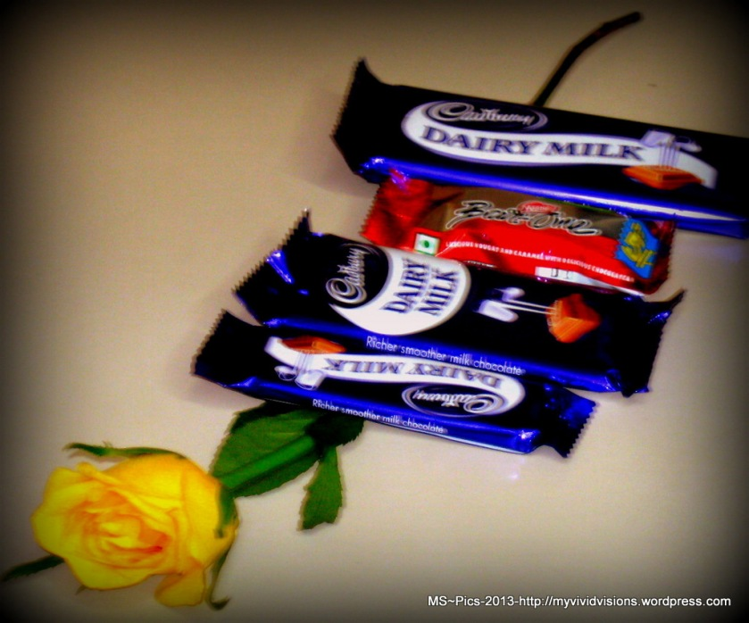 Rose and Chocolates