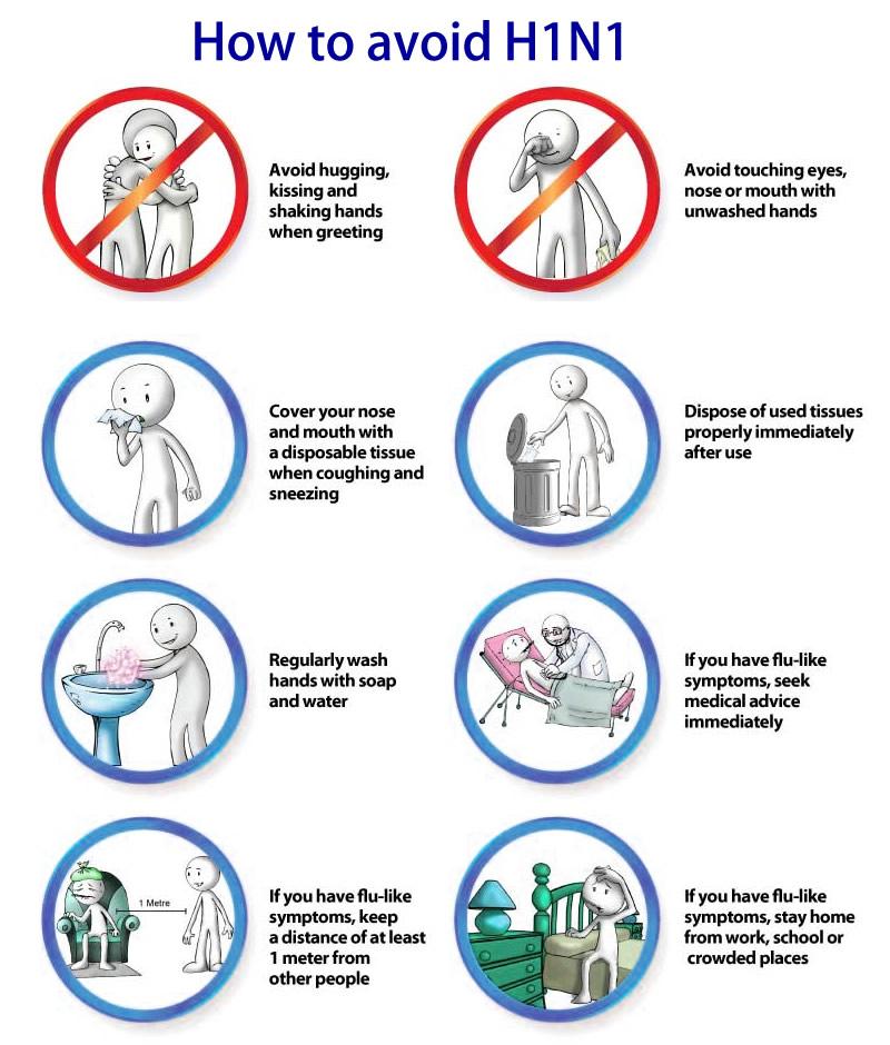 Swine Flu Prevention Poster | www.pixshark.com - Images ...